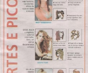 Jornal O Povo - Buchicho - Sônia Pinheiro