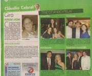 Diario do Nordeste - Zoeira - Claudio Cabral