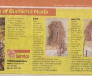 Jornal O Povo - Buchicho - Roberta Fontelles
