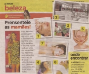 Jornal O Povo - Beleza - Roberta Fontelles